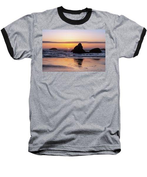 Bandon Glows Baseball T-Shirt