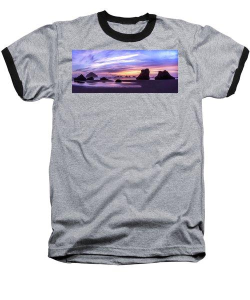Bandon On Fire Baseball T-Shirt