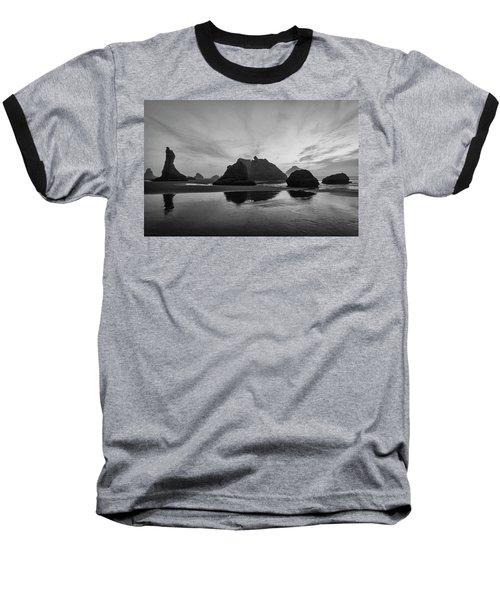 Bandon Pillars Baseball T-Shirt