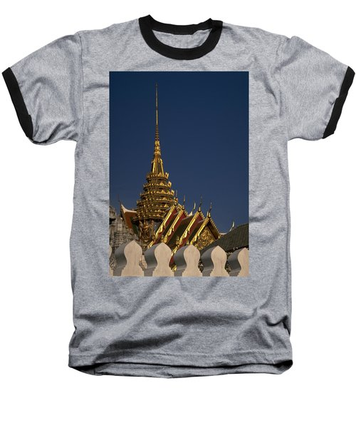 Bangkok Grand Palace Baseball T-Shirt