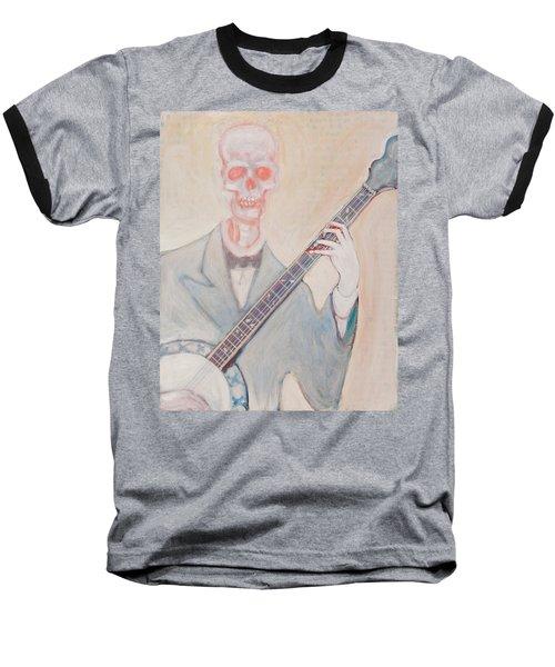 Banjo Bones Baseball T-Shirt