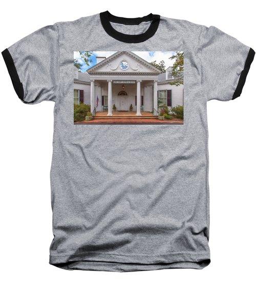 Banksia Mansion - Aiken, Sc Baseball T-Shirt