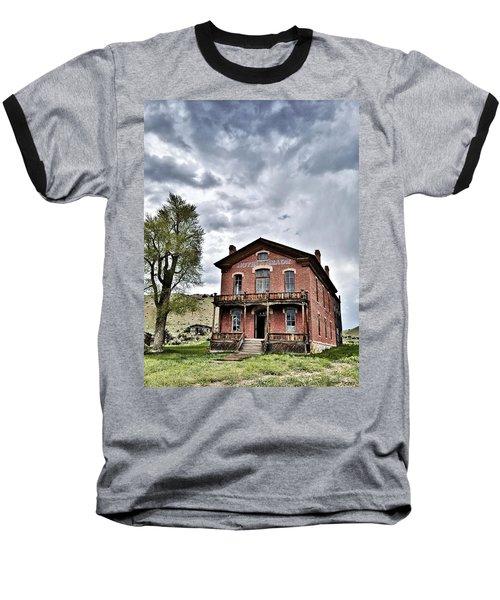 Bannack Mt. 7 Baseball T-Shirt