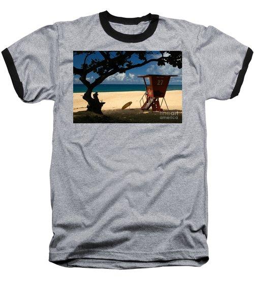 Banzai Beach Baseball T-Shirt