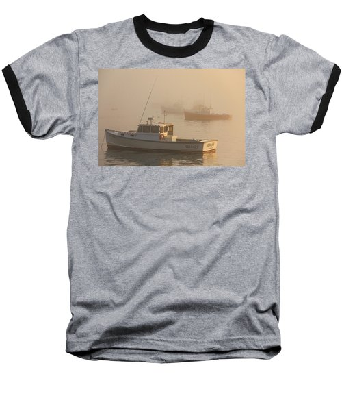 Bar Harbor Fleet Baseball T-Shirt