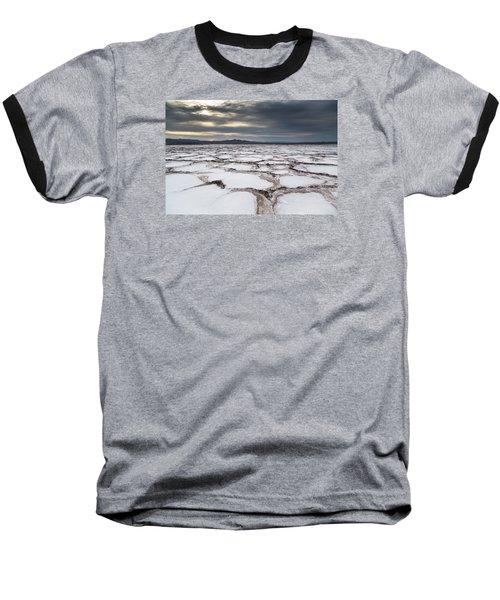 Bare And Boundless Baseball T-Shirt