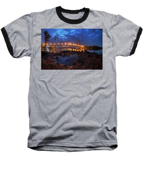 Barelang Bridge, Batam Baseball T-Shirt