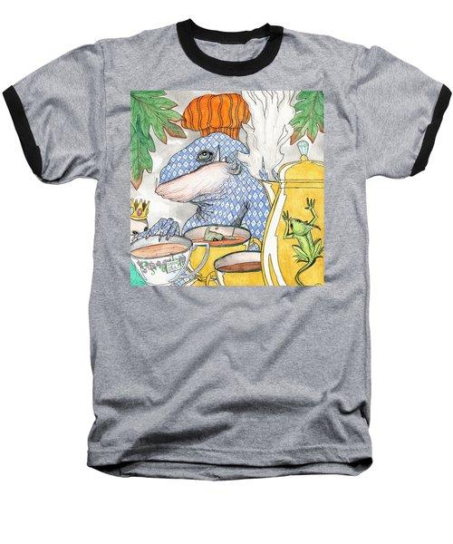 Barista Baseball T-Shirt