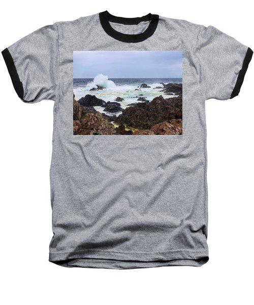 Barkley Sound Baseball T-Shirt by Heather Vopni