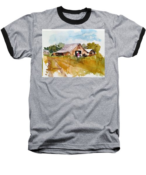 Barn # 2 Baseball T-Shirt