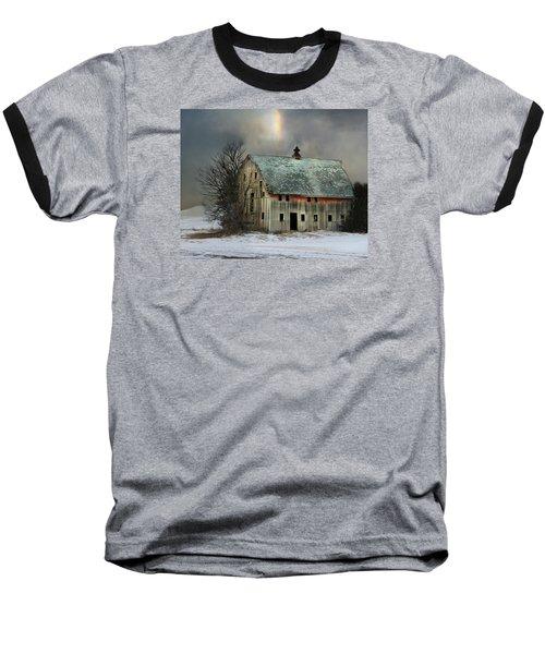 Barn And Sundog Baseball T-Shirt