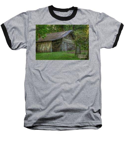 Barn At Artist Point Baseball T-Shirt
