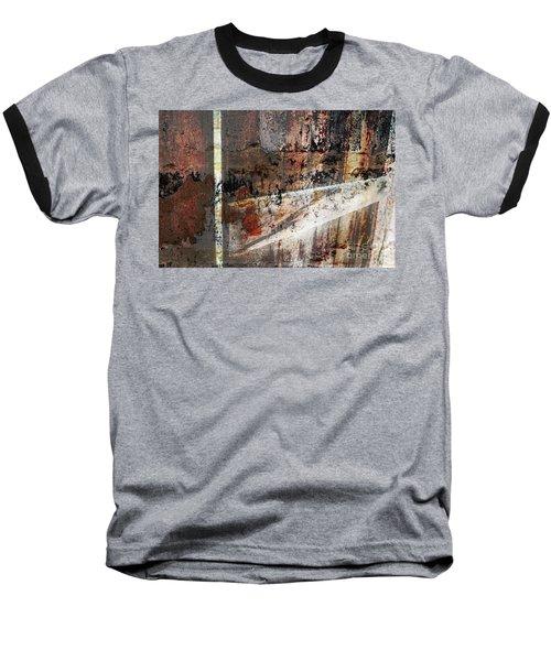 Barn Door Baseball T-Shirt by Deborah Nakano