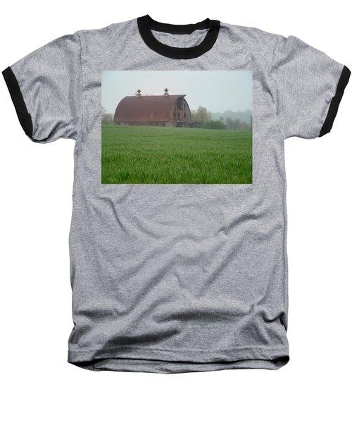 Barn In Summer Baseball T-Shirt