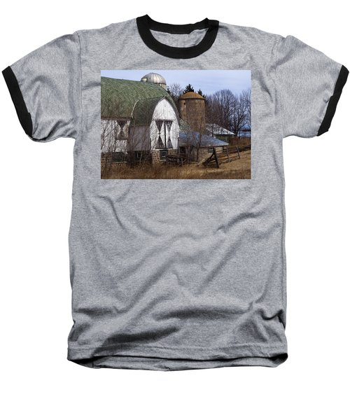 Barn On 29 Baseball T-Shirt