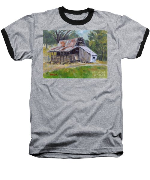 Barn Shack Baseball T-Shirt