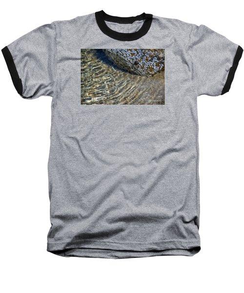Barnacles And Reflection Baseball T-Shirt