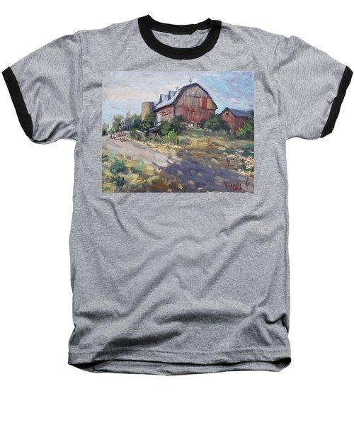 Barns In Georgetown Baseball T-Shirt