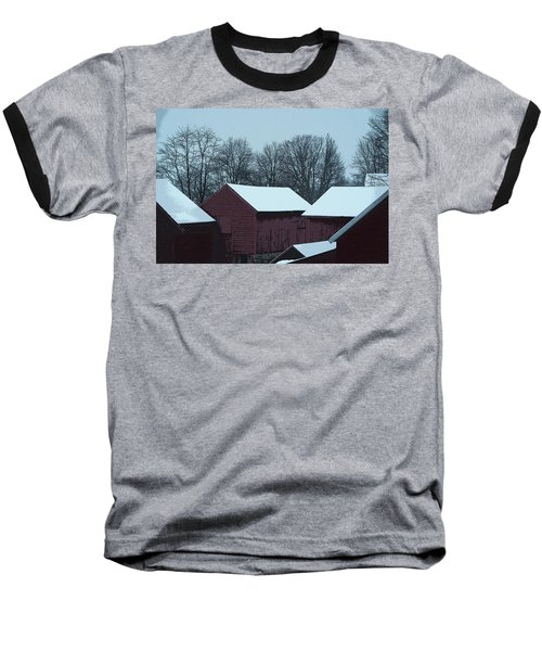 Barnscape Baseball T-Shirt