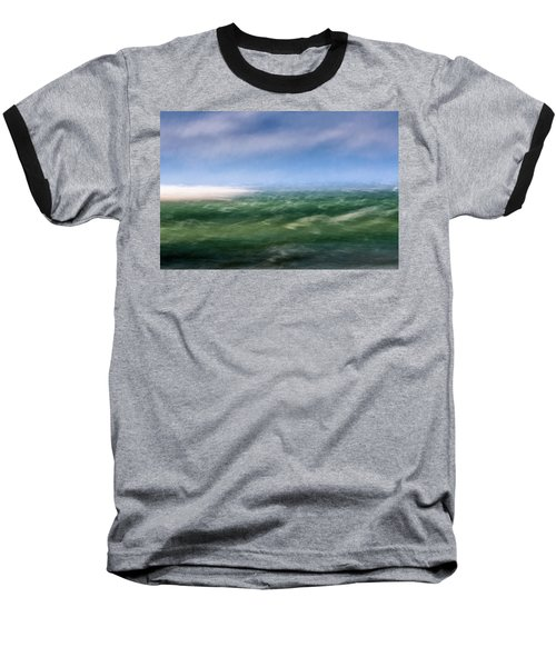 Barnstable Harbor 4 Baseball T-Shirt