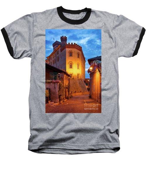 Baseball T-Shirt featuring the photograph Barolo Morning by Brian Jannsen