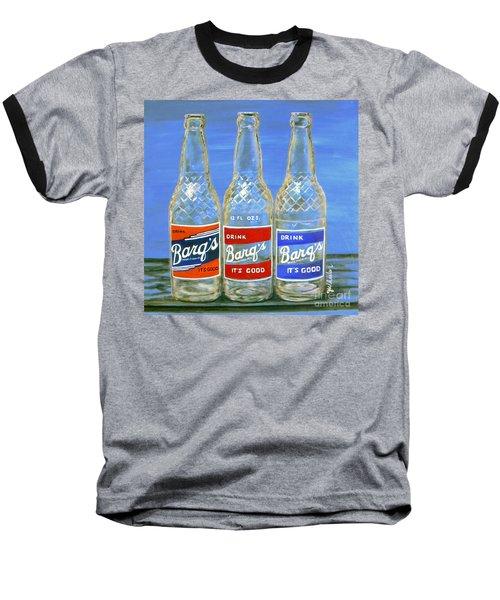 Barq's Trifecta Baseball T-Shirt