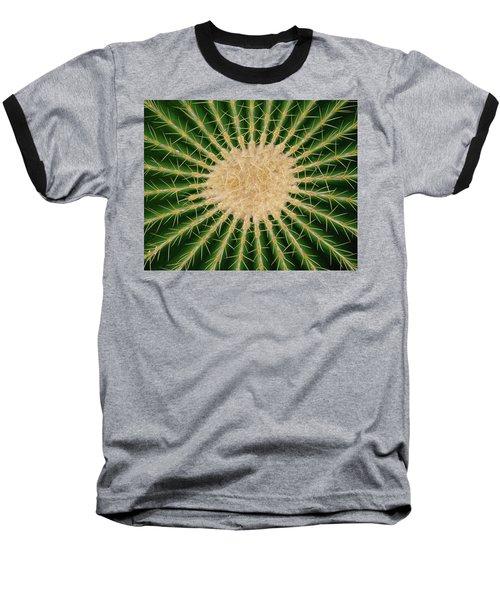 Barrel Cactus No. 6-1 Baseball T-Shirt