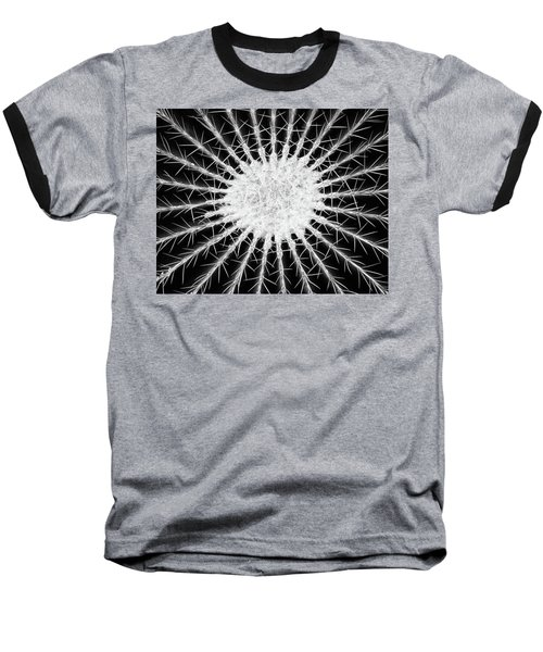 Barrel Cactus No. 6-2 Baseball T-Shirt