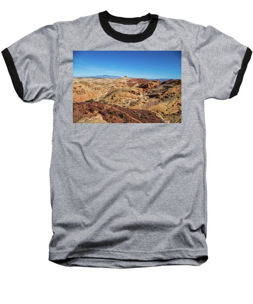 Barren Desert Baseball T-Shirt