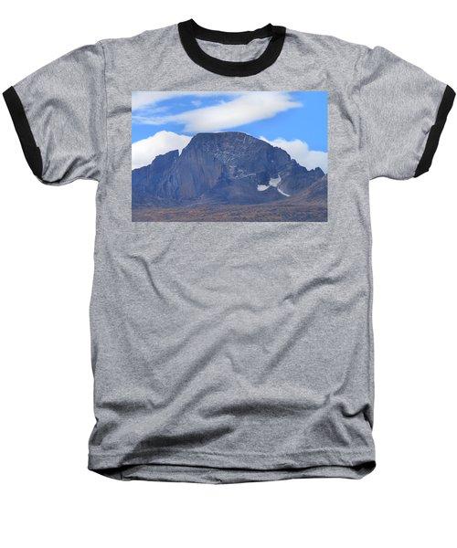 Baseball T-Shirt featuring the photograph Barren Mountain Landscape Colorado by Dan Sproul