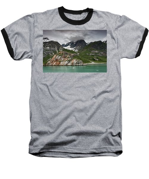 Barren Wilderness Baseball T-Shirt