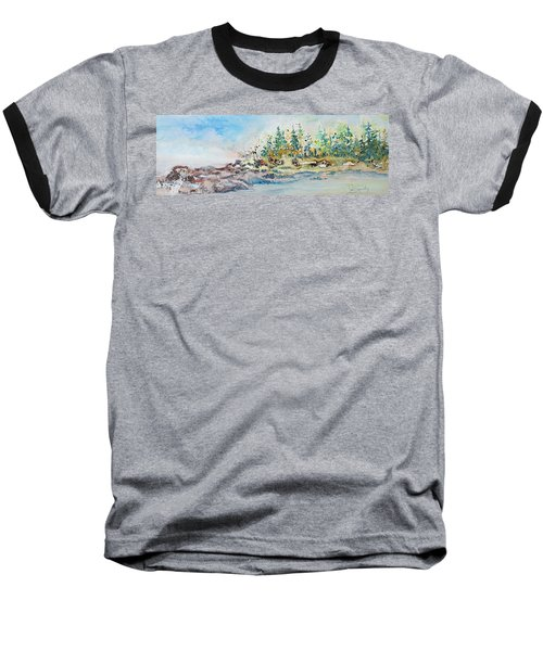 Barrier Bay Baseball T-Shirt