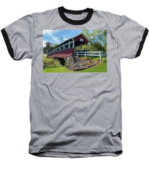 Barronvale Bridge  Baseball T-Shirt