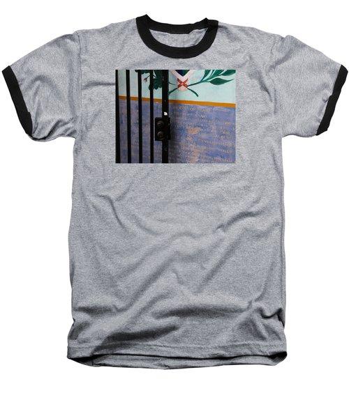 Bars Baseball T-Shirt