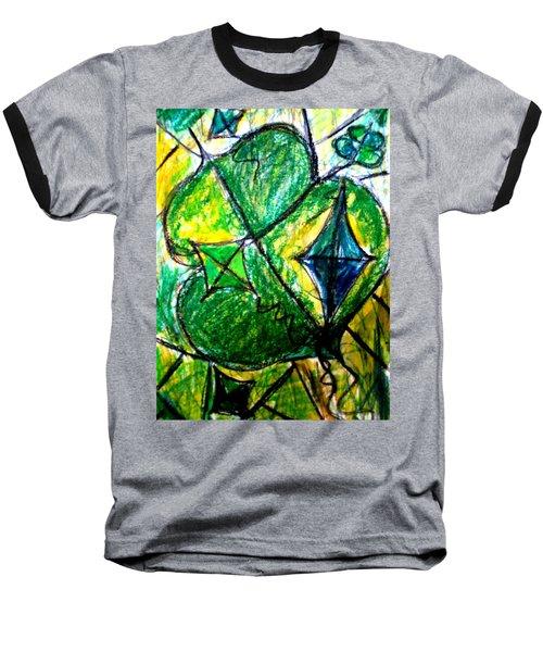 Basant  Baseball T-Shirt
