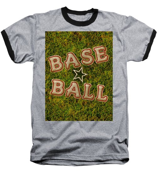 Baseball Baseball T-Shirt by La Reve Design