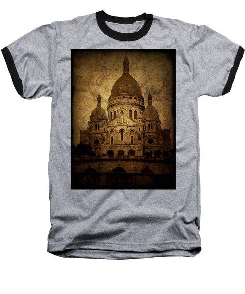 Basilica Baseball T-Shirt