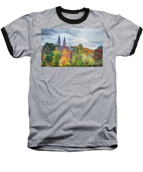 Basilica Of Holy Hill National Shrine Of Mary Baseball T-Shirt