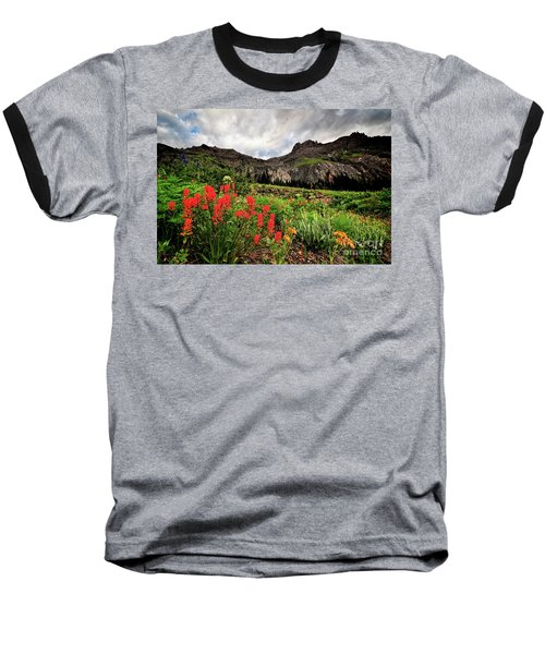 Basin Brushes Baseball T-Shirt