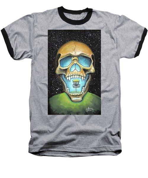 Basket Reaper Baseball T-Shirt