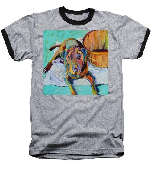 Basket Retriever Baseball T-Shirt