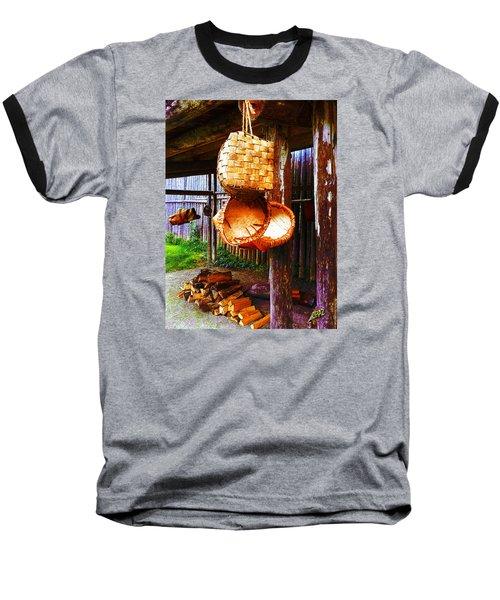 Basket Weavers 2 Baseball T-Shirt