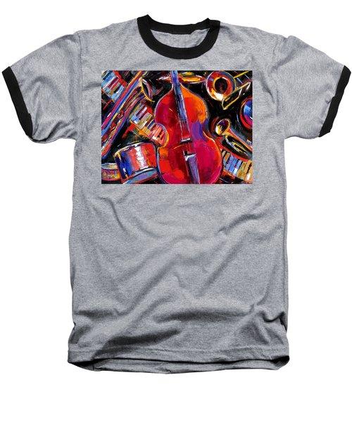 Bass And Friends Baseball T-Shirt