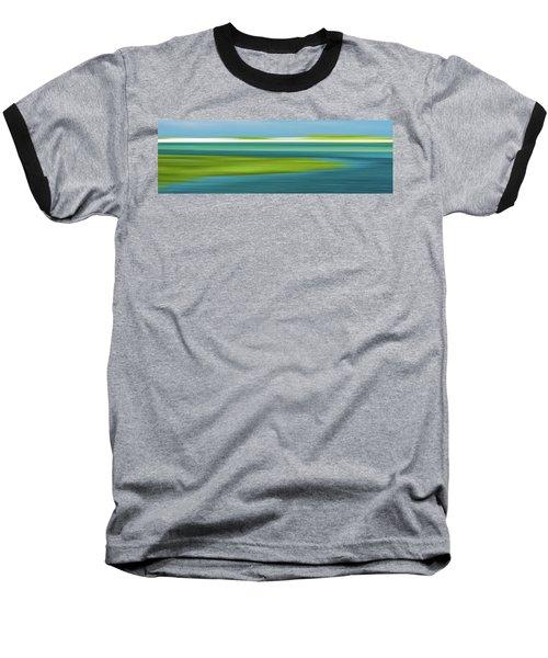 Bass Hole Baseball T-Shirt