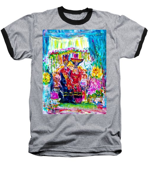 Batak Weding Baseball T-Shirt