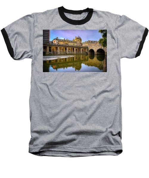 Bath Market Baseball T-Shirt