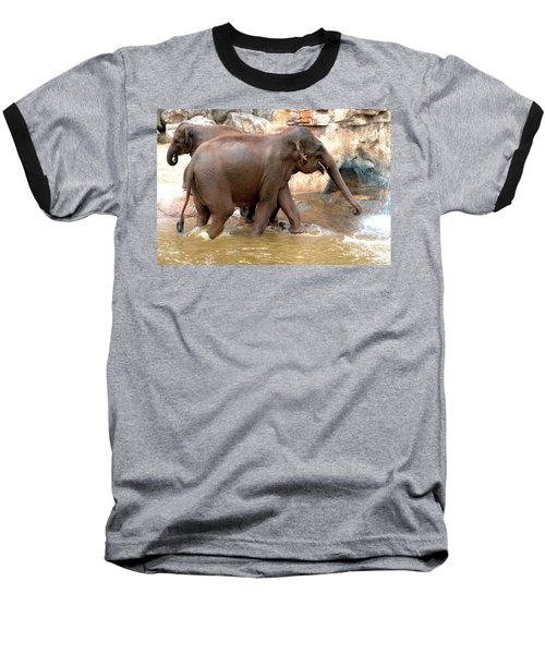Bath Time Baseball T-Shirt
