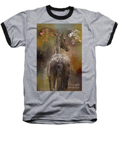 Bath Time Baseball T-Shirt by Kathy Russell