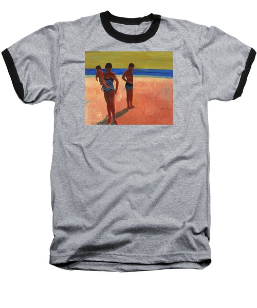 Bathers 88 Baseball T-Shirt