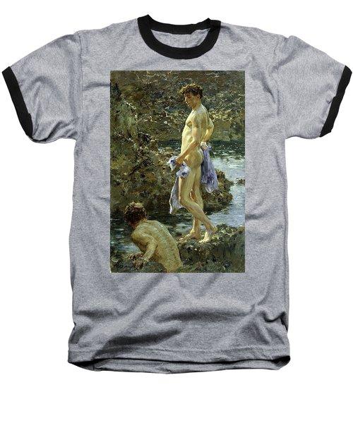 Bathing Group Of 1914 Baseball T-Shirt